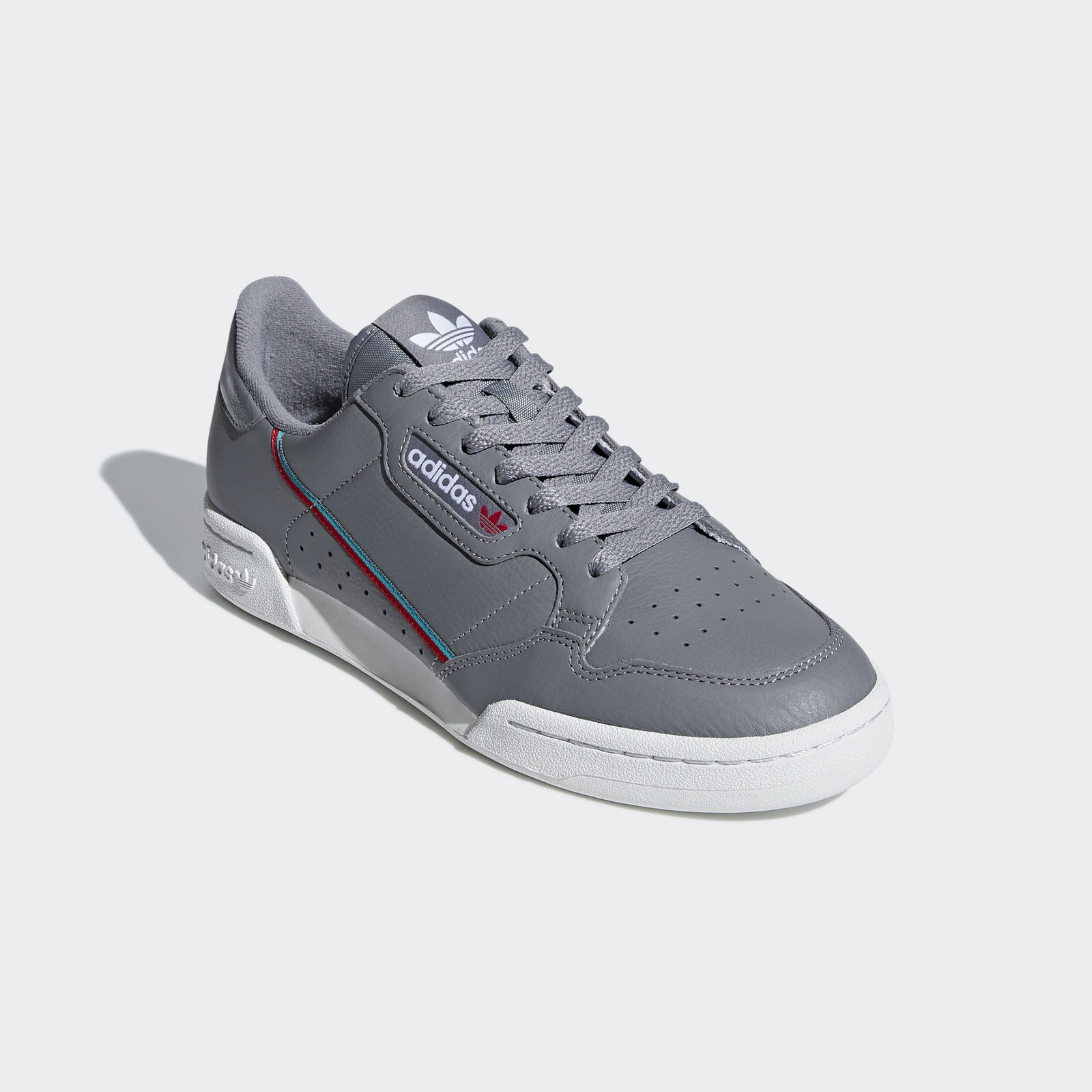 adidas Originals Continental 80 Herren Schuh Trainers grau