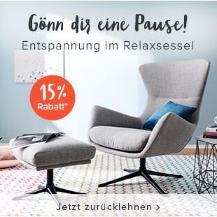 Home24 15 Rabatt Gutschein Für Relaxsessel Yourdealzde
