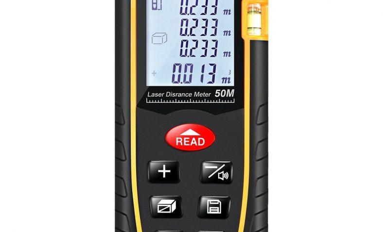 Entfernungsmesser Mit Winkelmessung : Topelek m laser entfernungsmesser messbereich ± mm